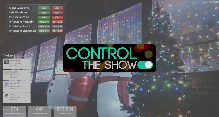 Control the Show