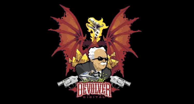 Devolver Digital gets much more than sales out of streaming and Youtubers